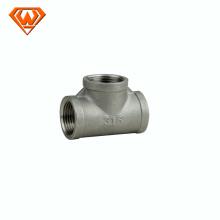 Garnitures de tuyau de bâti de Y d'acier inoxydable assurées de haute qualité de technologie