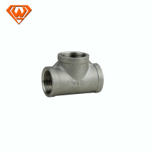 High Technology Quality Assured Stainless Steel Y Casting Pipe Fittings