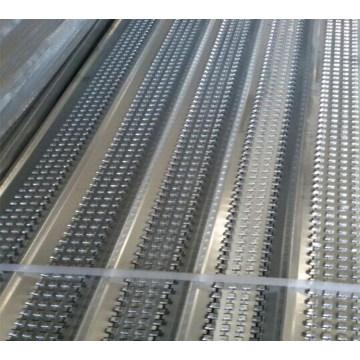 Coffrage à haute nervure / Hy-Rib utilisé dans la construction