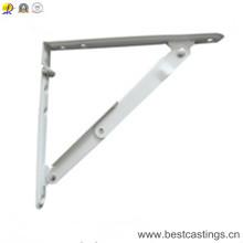 Support de table pliante réglable en métal OEM