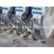 Máquina de bordar duplo de lantejoulas