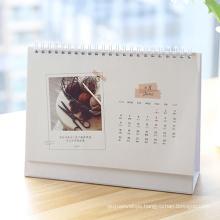 2017 Customized Design Desk Calendar Printing