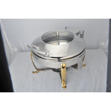 Chafing Dish with Spring Legs with Buffet Frame