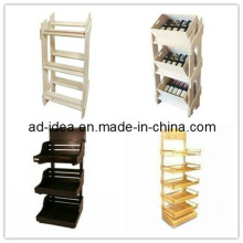 Wooden Display Stands for Jewelry Shop Products /Clothes /Advertising (Ad-130502)