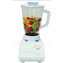Blender fruits 2 en 1 avec pot carré