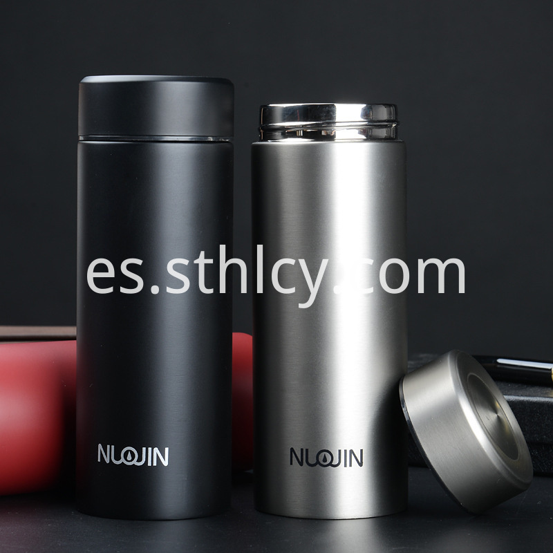 Double stainless steel vacuum cup sale