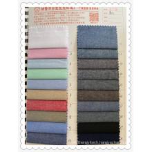 Brushed Soft Chambray Fabric