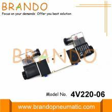 4V220-06 G1/8'' Solenoid Valve In Pneumatic