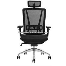 T-086A-M armrest adjustable mesh office chair