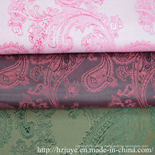 Polyester-Viscose Jacquard Lining Fabric for Garments