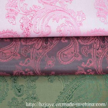 Tissu de doublure jacquard polyester-viscose pour vêtements
