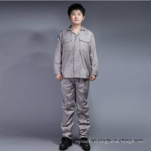 С длинным рукавом дешевые высокое качество 65% полиэстер 35%безопасности хлопка костюм спецодежды (BLY2002)