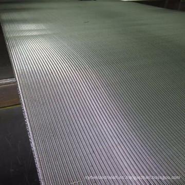 Malla de alambre fina 120 150 180 200 Mesh Monel 400 NO4400 utilizada para el tubo de vapor