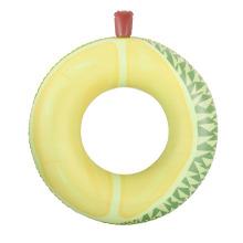 Anillos de natación inflables de frutas