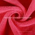 Multicolor Supply Polyester Robe Stoff Warp Korallen Fleece