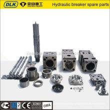 Excavator attachment hydraulic breaker spare parts