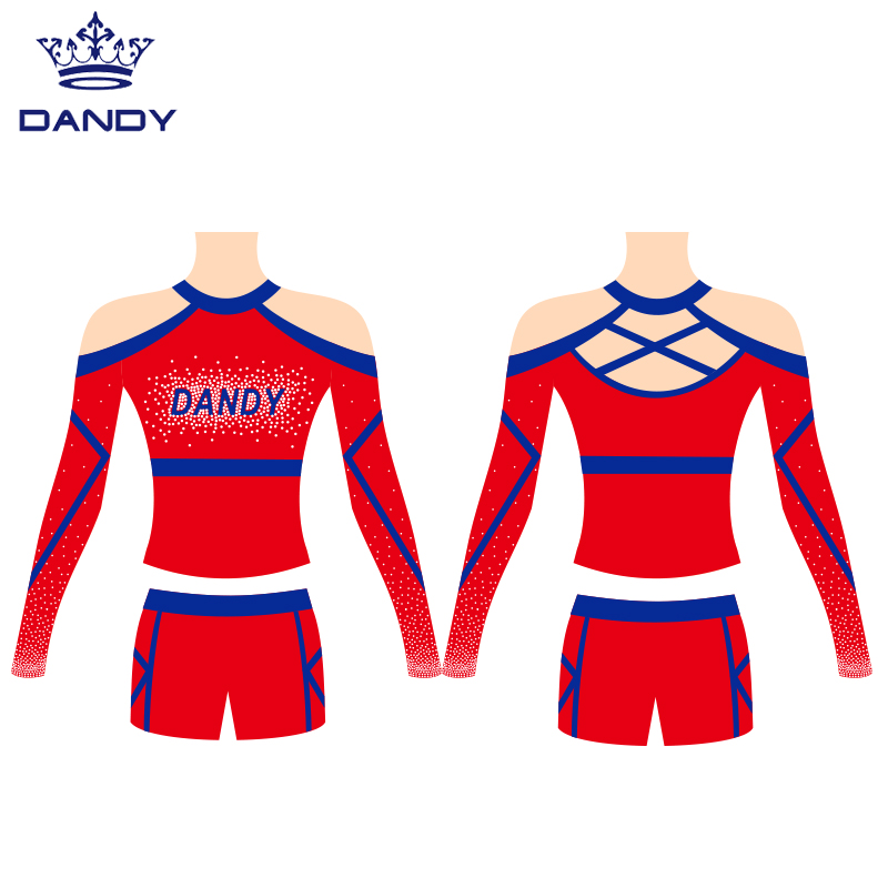 cheerleading training outfits