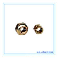 Hex Nut Nylon Lock Nut DIN 982