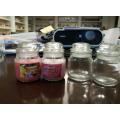 Glas-Yankee Kerzen Glas Halter Duftkerzen
