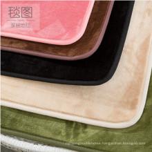 No slip dash pad anti slip doormat carpet