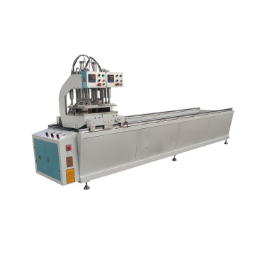 Double Head Seam Welding Machine For PVC UPVC Window Frame