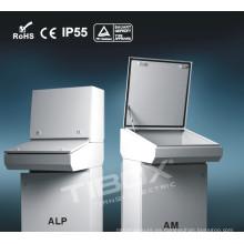 Hoja de acero fría de Alp / Am Hoja de control revestida de zinc