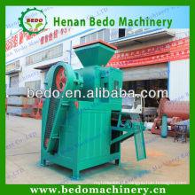 Melhor preço duplo rolo antracite carvão máquina de imprensa da bola
