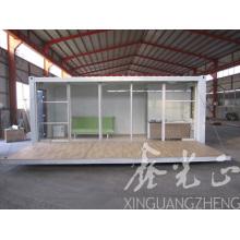 Низкая стоимость и Luxry контейнерный дом с быстрой бутировкой (SZM521)