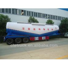 3axle 30tons granel cimento portador semirreboque tanque