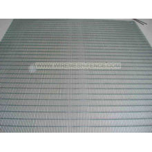 High Security Welded Mesh Fence