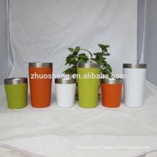 14oz new design high quality hot sale tin beer mug