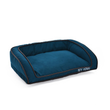 Affordable And Durable Hot Sell Fluffy China Plush Sofa Dog Bed Furniture