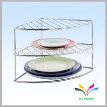 Hecho en China alta calidad calientes venta duraderos decorativos personalizadas de antigüedades de metal placa de cena bastidores