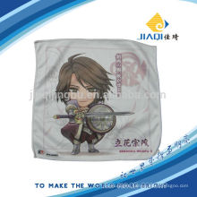 double side brushed microfiber cloth
