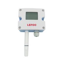 LEFOO Temperature and Humidity Sensor Transmitter Monitor