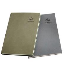cobre o caderno do diário do notebook a5