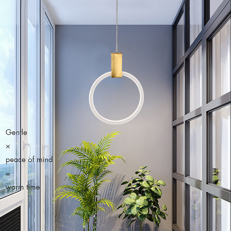Application Glass Pendent Lights