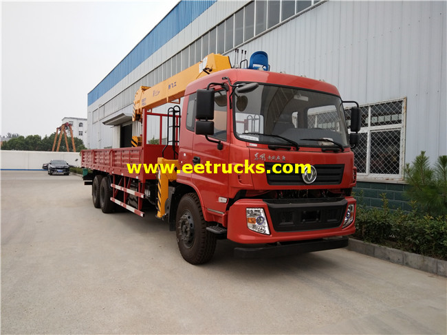 Dongfeng 14ton Truck Cranes
