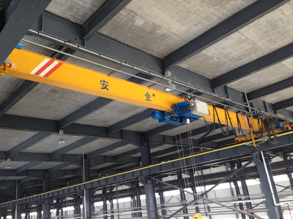 16T Single Girder Overhead Crane