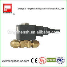 two way hydraulic solenoid valve
