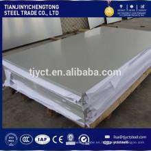5083 5052 H111 placa / hoja de aleación de aluminio
