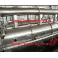 Boric Acid Vibrating Bed Dryer Pengering