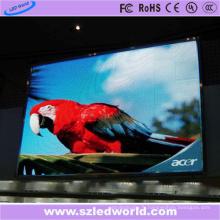 Définition d'affichage à LED Contrasthigh P8 de couleur élevée sur le centre commercial