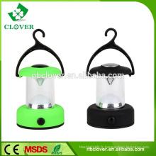 Équipement de camping de lumière extérieure LED éclairage éclairage d'urgence 6 led led led