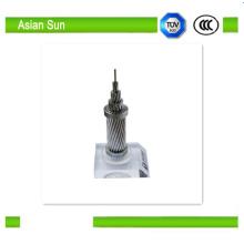 Алюминиевый голый провод электропередач линии AAC Сталеалюминиевые AAAC голые дирижер