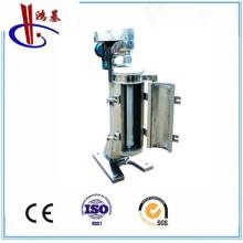 Máquina de separación sólida líquida líquida de alta velocidad GF125