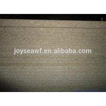 12x1220x2440MM panneau de particules / aggloméré en papier / mélamine mélangé de Joy Sea