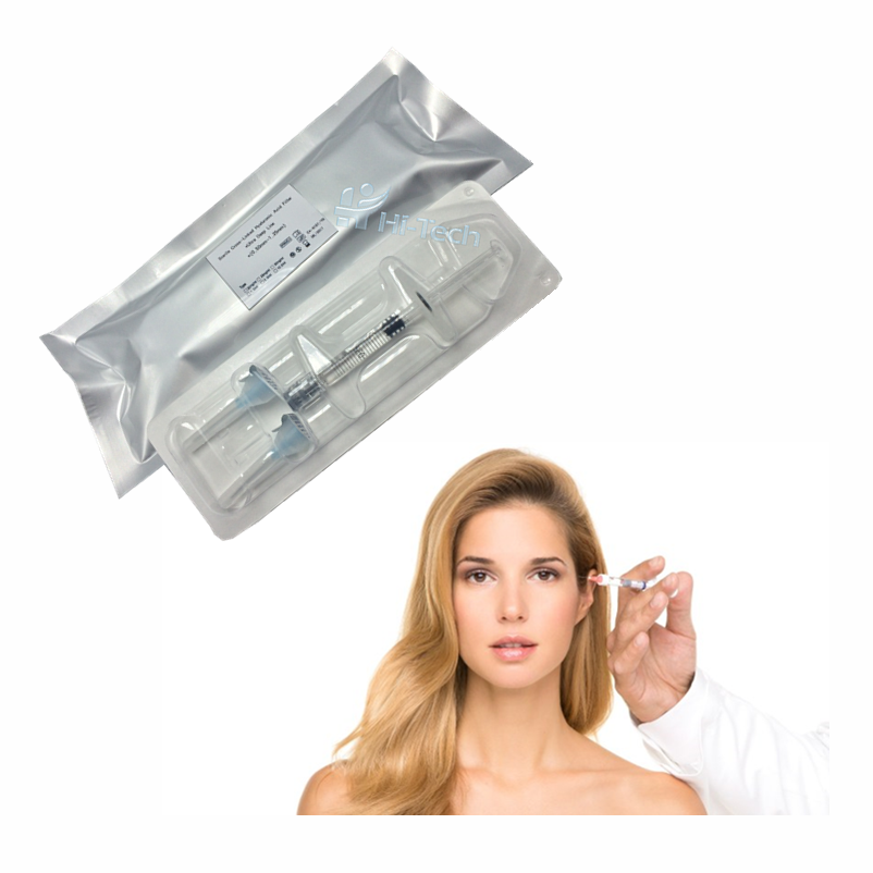 2cc high quality safe hyaluronic acid gel injection for lip filling