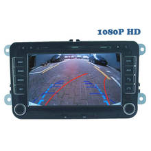 Hualingan GPS Navigation für Volkswagen Käfer / Caddy / Tiguan / Scirocco Auto DVD Spieler