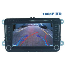 Hualingan Navigation GPS pour Volkswagen Beetle / Caddy / Tiguan / Scirocco Lecteur DVD pour voiture